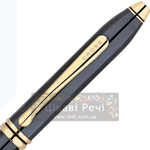 Шариковая ручка Cross Townsend Titanium, фото