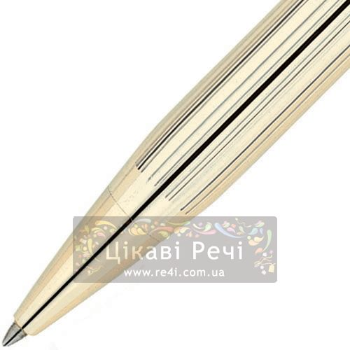 Шариковая ручка Cross Townsend 10 Kar. Rolled Gold, фото