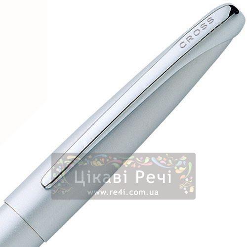 Перьевая ручка Cross Atx Matt Chrom, фото