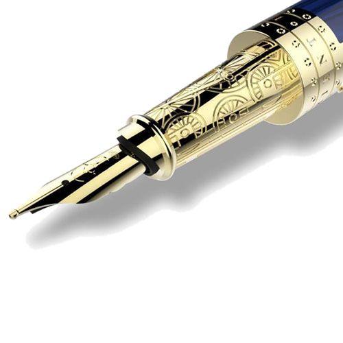 Юбилейная перьевая ручка S.T.Dupont Express Prestige, фото