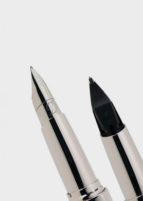 Перьевая ручка S.T.Dupont Defi с минималистичным дизайном, фото