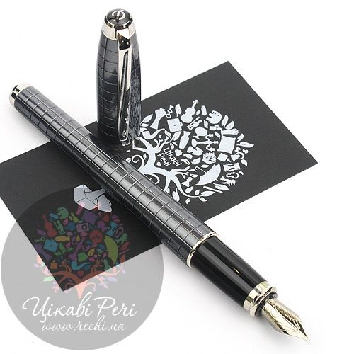 Перьевая ручка S.T.Dupont Olympio Guilloche PP, фото
