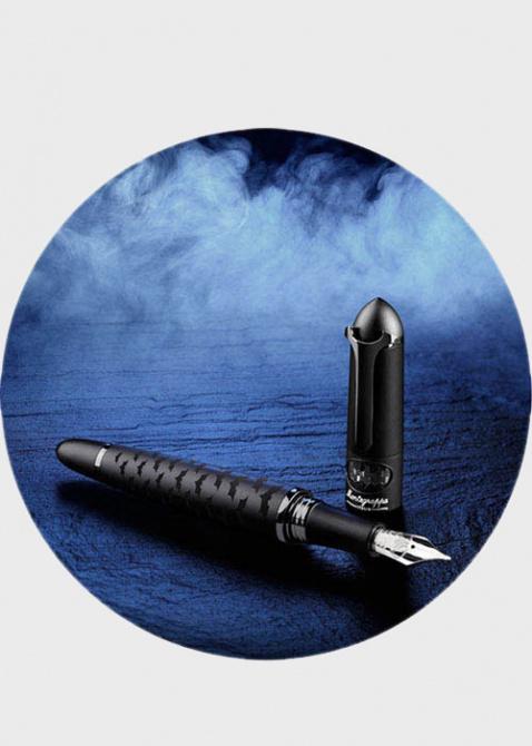 Коллекционная перьевая ручка Montegrappa Cult Batman, фото