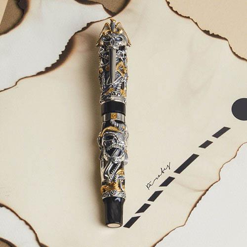 Коллекционная ручка-роллер Montegrappa Cult Pirates, фото