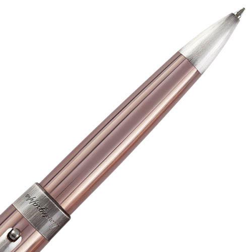 Шариковая медная ручка Montegrappa Mule с фирменной кружкой, фото