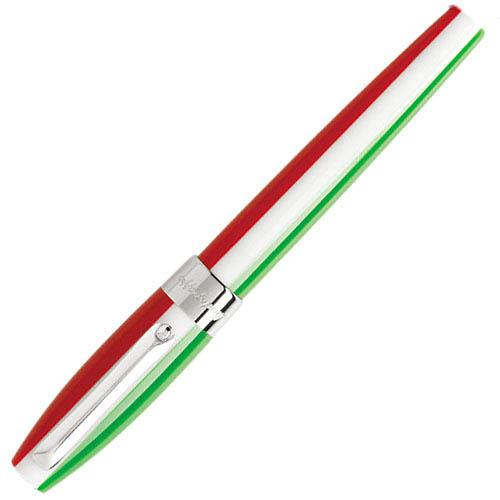 Перьевая ручка Montegrappa Fortuna Tricolore с флагом Италии, фото