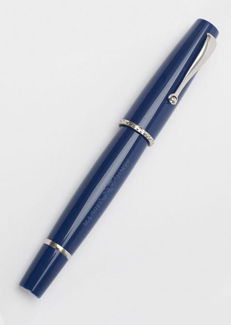 Перьевая ручка Monte Grappa by Montegrappa Nevy Blue, фото