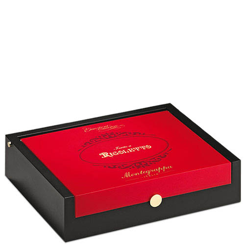 Коллекционная ручка-роллер Montegrappa Rigoletto с муранским стеклом, фото