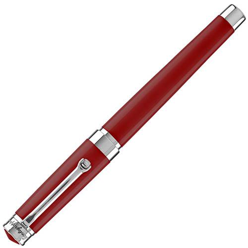 Красная роллерная ручка Montegrappa Parola Amarone Red, фото