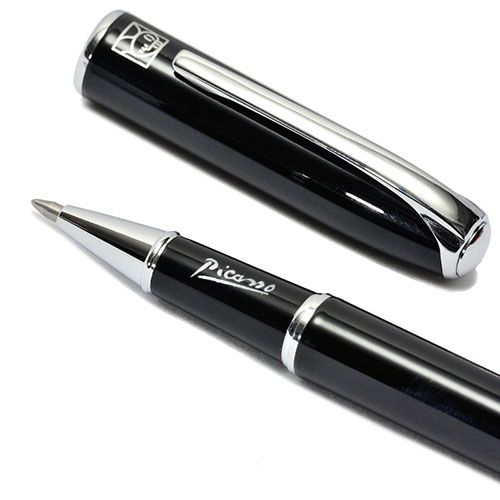 Ручка-роллер Picasso 916 Black, фото
