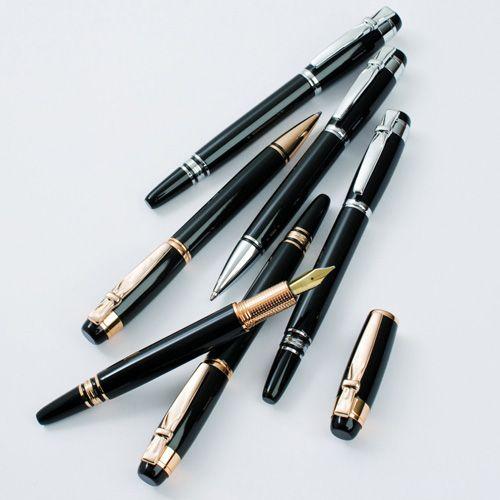 Ручка-роллер Nina Ricci Tradition gold, фото