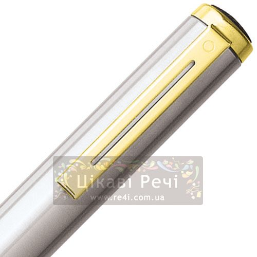Шариковая ручка Sheaffer Award Brushed Chrome GT, фото