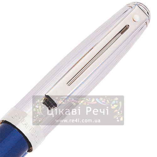 Перьевая ручка Sheaffer Prelude Blue/Palladium, фото