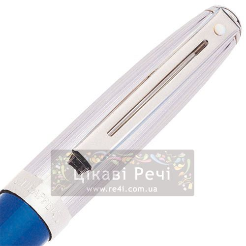 Шариковая ручка Sheaffer Prelude Blue/Palladium, фото