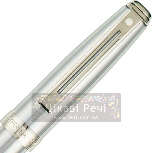 Перьевая ручка Sheaffer Prelude Brushed Chrome NT, фото