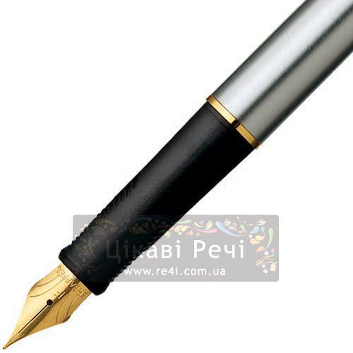 Перьевая ручка Sheaffer Agio Brushed Chrome GT, фото