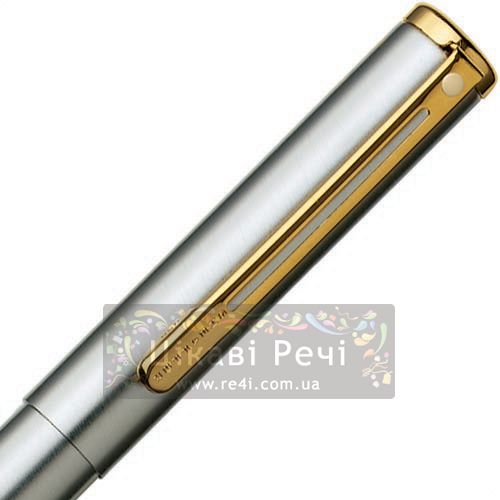 Ручка-роллер Sheaffer Agio Brushed Chrome GT, фото
