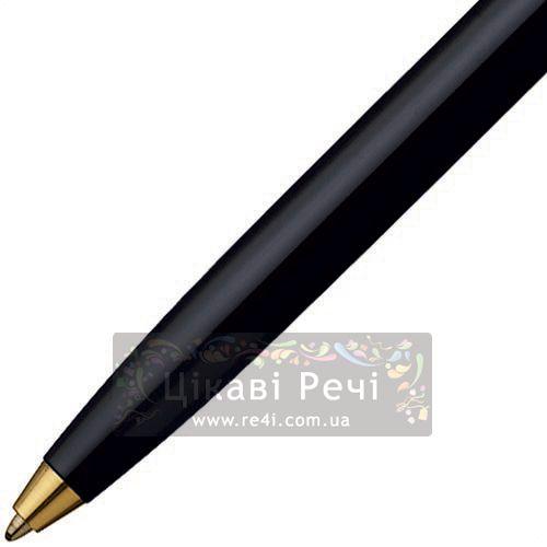Шариковая ручка Sheaffer Agio Absolute Black GT, фото