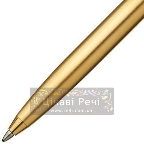 Шариковая ручка Sheaffer Agio Brushed Gold GT, фото