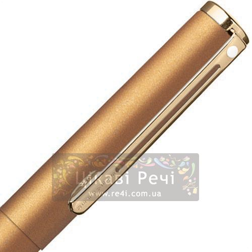 Шариковая ручка Sheaffer Agio Compact Bronzed Gold, фото