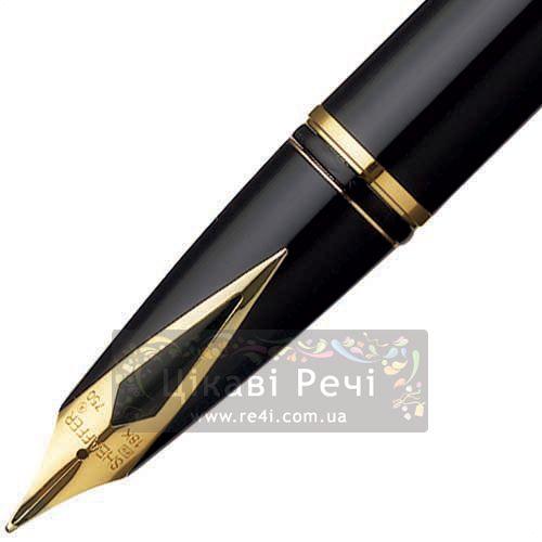 Перьевая ручка Sheaffer Legacy Black Laque / Palladium GT, фото