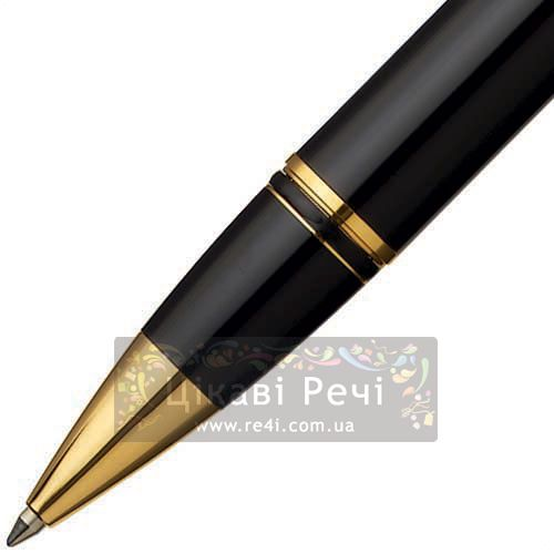 Ручка-роллер Sheaffer Legacy Black Laque GT, фото