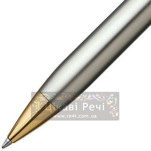 Шариковая ручка Sheaffer Legacy Sandbl. Palladium GT, фото