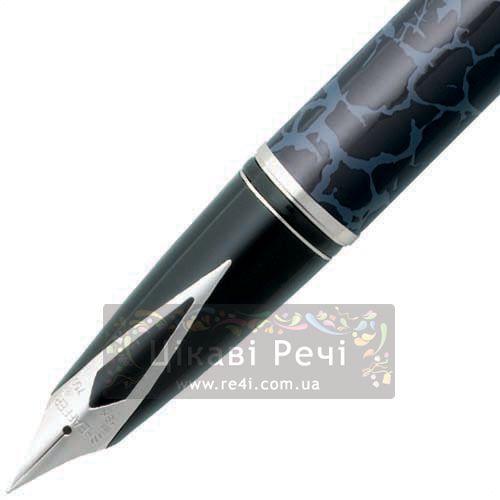 Перьевая ручка Sheaffer Legacy Blue Leather PT, фото