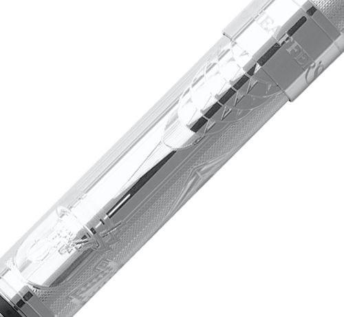 Серебряная перьевая ручка Sheaffer Legacy Sterling Silver Roaring 20s, фото