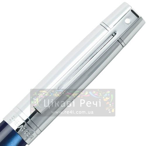 Перьевая ручка Sheaffer Gift Collection 300 Chrome/Perle Blue CT, фото