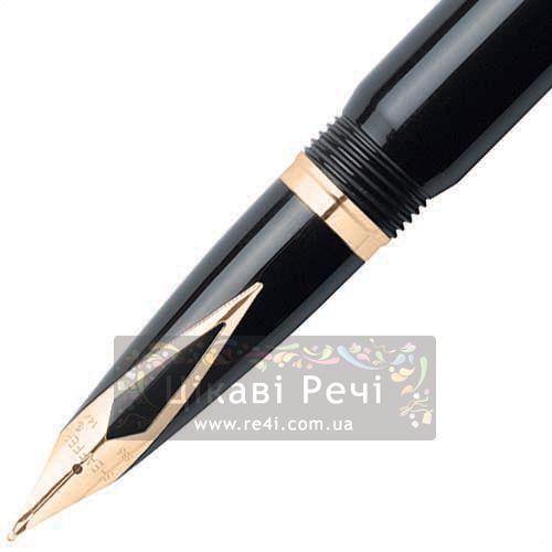 Перьевая ручка Sheaffer Valor Black GT, фото