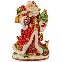 Статуэтка в виде Деда Мороза Palais Royal Праздник ренессанса, фото