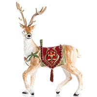 Керамическая фигурка в виде оленя Palais Royal, фото