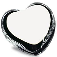 Хрустальная фигурка Baccarat Сердце, фото