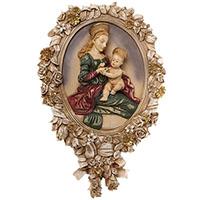 Панно Дева Мария, фото