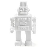 Белая статуэтка Робот Seletti Memorabilia, фото