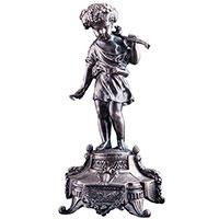 Статуэтка Оникс Мальчик с виноградной лозой, фото