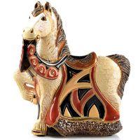 Фигурка De Rosa Rinconada Small Wildlife Конь королевский в красном, фото
