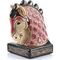Фигурка De Rosa Rinconada Book End Красный конь, фото