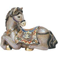 Фигурка De Rosa Rinconada Конь Отдыхающий Limited Edition 1000, фото