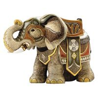 Фигурка De Rosa Rinconada Боевой Слон Limited Edition 2000, фото