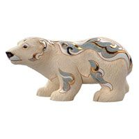 Фигурка De Rosa Rinconada Медведь полярный Limited Edition 2000, фото