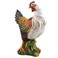 Статуэтка Ceramiche Bravo Курица 50см, фото