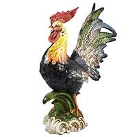 Статуэтка Ceramiche Bravo Петух 57см, фото