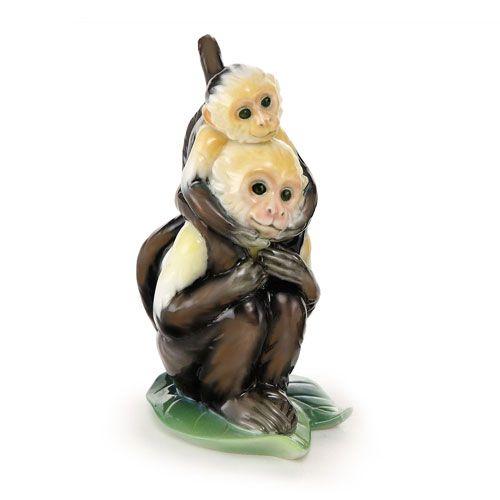 Фигурка Забота обезьянки, фото