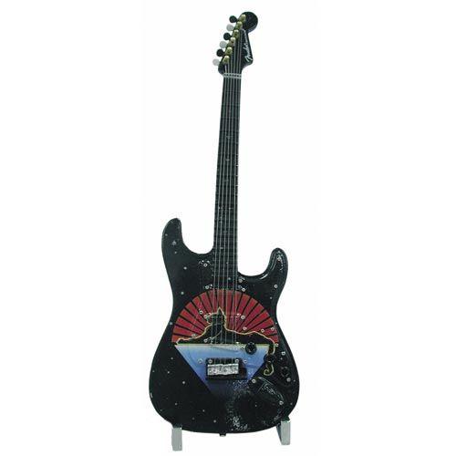 Скульптура Parastone гитара Коты и звезды, фото