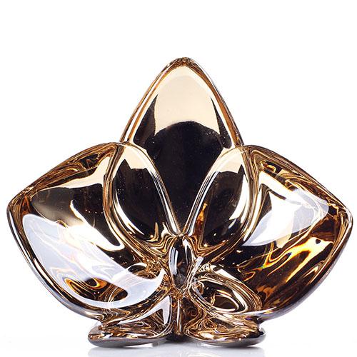 Хрустальная фигурка Орхидея Baccarat, фото