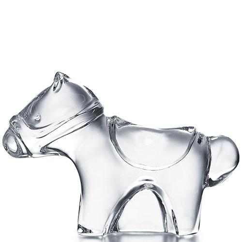 Хрустальная фигурка Baccarat Пони, фото