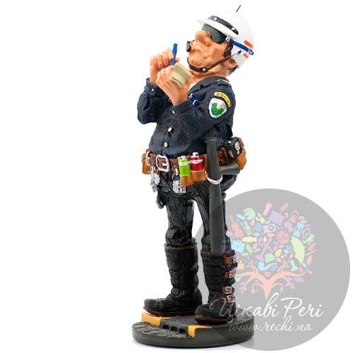 Скульптура Parastone Полицейский малая, фото