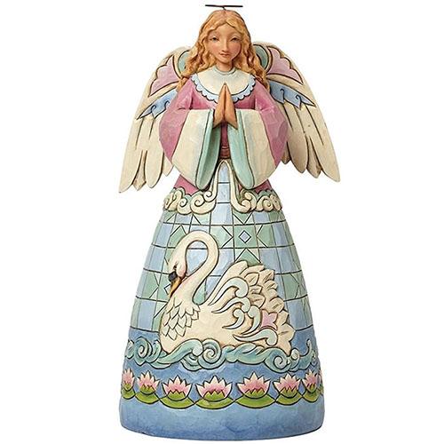Ангел с лебедем Enesco, фото